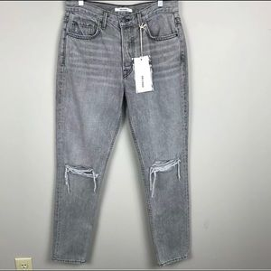 GRLFRND karolina jeans size 28 brand new with tags